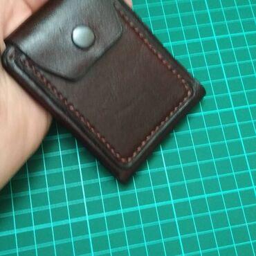 32 elan   ŞƏXSI ƏŞYALAR: Təmiz dəridən cüzdan əl işi Dəri: Rumıniya istehsalı təbii dəri Rəng