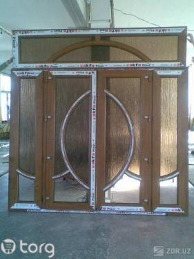 Окна,Бишкек окна,витражи любой в Бишкек