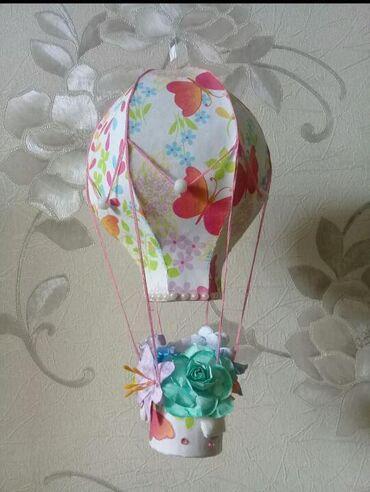 Декоративные воздушные шары ручной работы, подойдут в любую комнату
