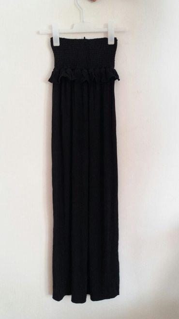 Crna duga haljina, velicina: S-M - Belgrade