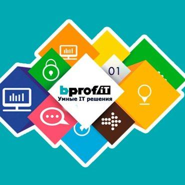 1 Разработка сайтов  в Бишкек