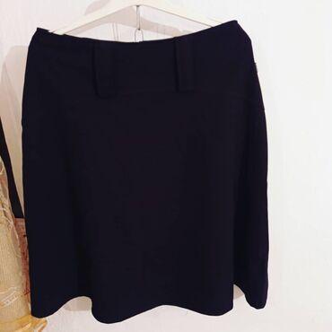 Продается новая юбка черного цвета, Турция, размер 46. Этикетки все на