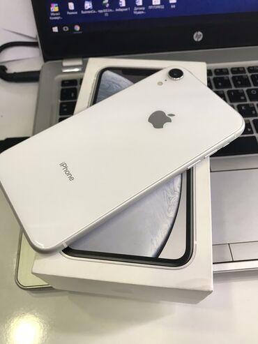 Ош знакомства - Кыргызстан: Б/У iPhone Xr 64 ГБ Белый