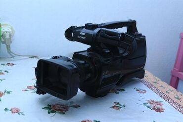 Продается камера sony 1500, в комплекте штатив, лампа, HD кабель 30м