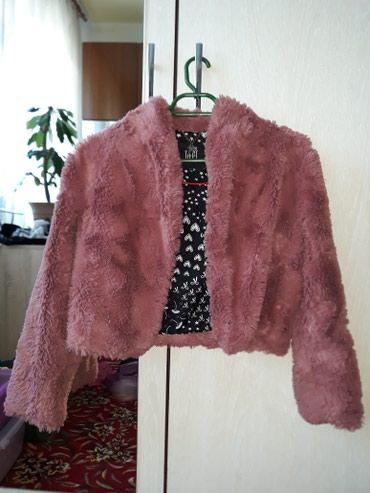 Меховая курточка в отличном состоянии  в Бишкек