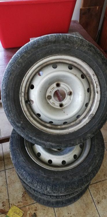 4x108 - Srbija: Prodsjem komplet felni za pezo partner 4x108 raspom rupa sa gumama c