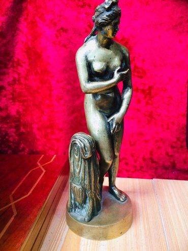 19 əsrin burunc figuru . Minera milosskaya