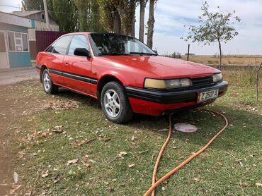 Mazda 626 2.2 л. 1991