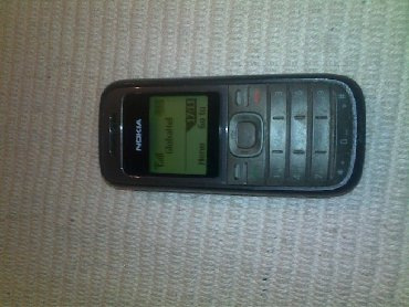 Nokia e71 - Srbija: Nokia 1200 lepo ocuvana, odlicnaNokia 1200 dobro poznata stara