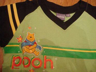 Majice na veliko - Srbija: FENOMENALNA Disney majica dugih rukava Vini Pu. Odgovara velicini 4-6