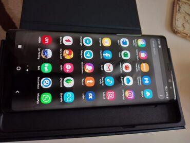 İşlənmiş Samsung Galaxy Note 8 64 GB qara