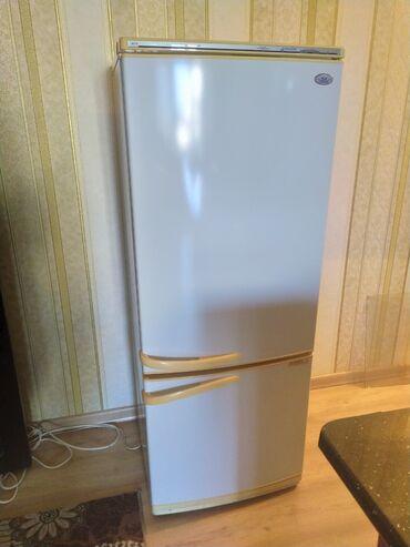хозяйственные инструменты в Кыргызстан: Б/у Двухкамерный Белый холодильник Atlant