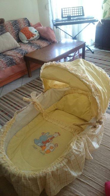 Καλαθούνα ελάχιστα χρησιμοποιημενη. στη συσκευασία της σε Thessaloniki