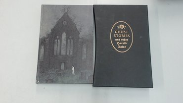 GHOST STORIES AND OTHER HORRID TALESThe Folio Society, 1997