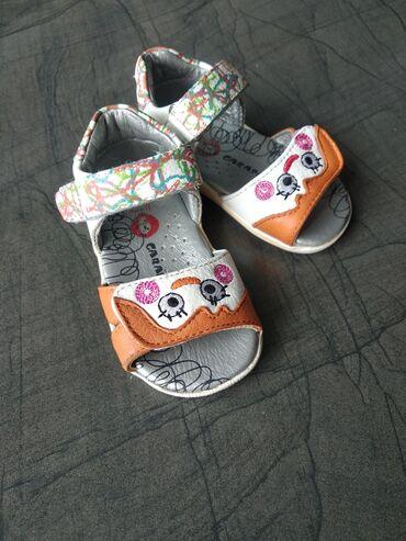 """Детская обувь в Шопоков: Сандалии из серии """" Первые шаги """" для маленьких. Производство Испания"""
