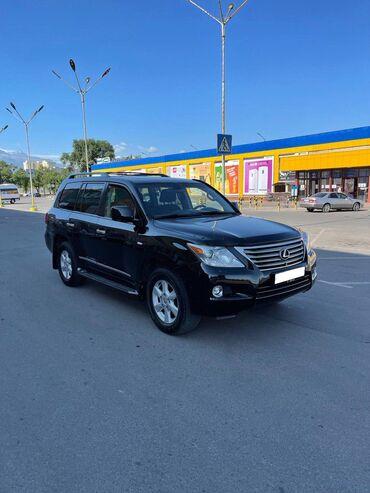 Lexus - Бензин - Бишкек: Lexus LX 5.7 л. 2008 | 200000 км