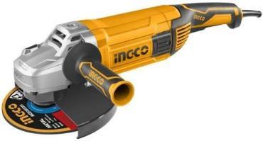 Болгарка AG30008ХарактеристикаМощность(Вт): 3000Обороты: 6300Диаметр