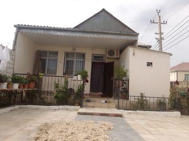 Bakı şəhərində Bineqedi qesebesinde 3 sotda tikilen 3 otaqli 80kv ev 2 sot heyeti var