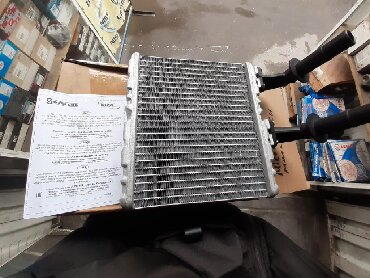 ниссан-микра-бишкек в Кыргызстан: Радиатор печки. Ниссан Nissan Micra K11, March, Almera. Фирменная, и