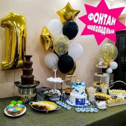 шоколадный фонтан в Кыргызстан: Шоколадный фонтан! Сладкий стол! Оформление шарами! На все виды