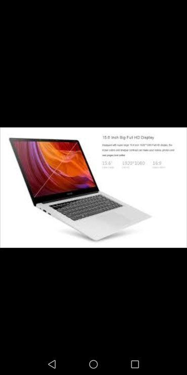 Chuwi laptop 15.6'.4cores(1.9Ghz)4GB RAM.2k screen resolution. 64 Gb σε North Athens