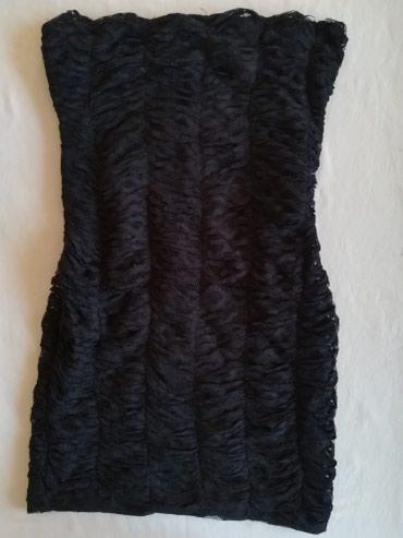 Zenska cipkasta haljina Samo jednom nosena S velicina - Kragujevac