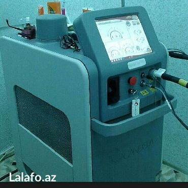 Bakı şəhərində Candela gentles pro aleksandrit lazer aparati satilir işlenmişdi