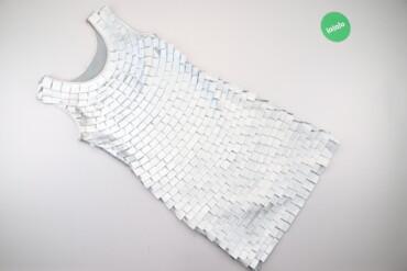 Жіноча оригінальна літня сукня     Довжина: 89 см Ширина плечей: 36 см