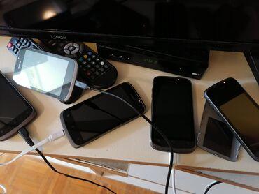 Huawei nova - Srbija: Huawey G300 4 komada u extra stanju, nove baterije, srpski meni, za