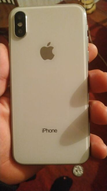 android чехол в Азербайджан: Б/У iPhone X 64 ГБ