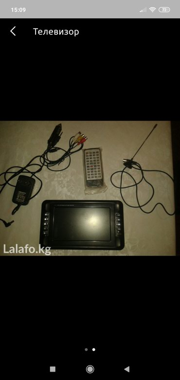 Телевизор состояние нового работает в Бишкек