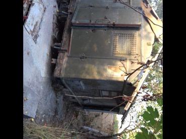 Продаю военный вагончик 2ком в Бишкек