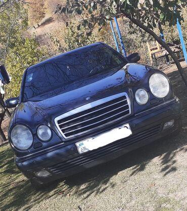 ketan yagi - Azərbaycan: Mercedes-Benz E-class AMG 3.2 l. 1998 | 369774 km