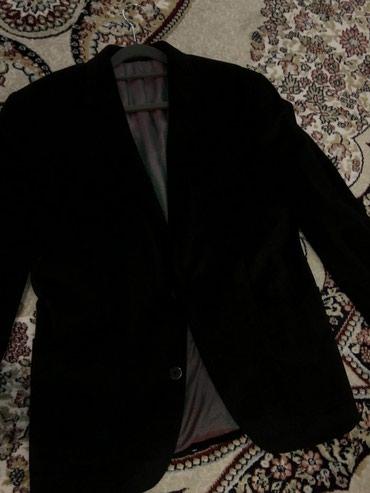 Пиджак бархатный мужской, размер 50-52. в Бишкек