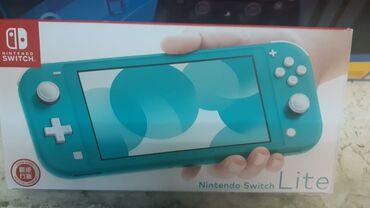 Nintendo Switch - Azərbaycan: Nintendo switch lite