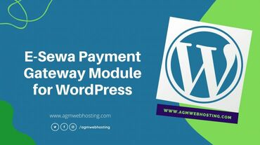 E-Sewa Payment Gateway Module for WordPressBringing in sales is the