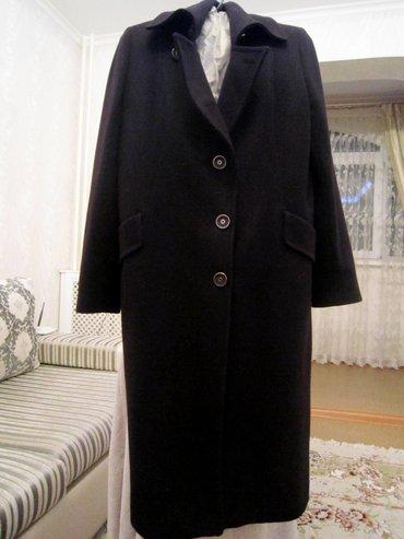 Продается женское пальто , черного в Бишкек