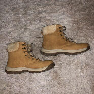 Ботинки зимние, размер-40