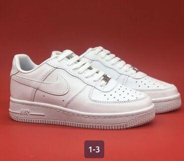"""Женская обувь - Бишкек: Nike """"Air Force 1""""Размеры: 36, 37, 38, 39, 40, 41, 42, 43"""