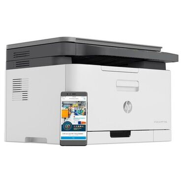 4ZB96A HP Color LaserJet MFP 178nw Printer, Scanner, Copier/ A4 /18