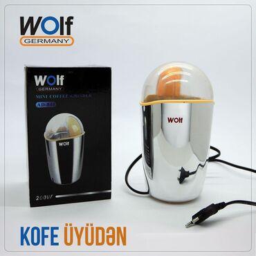 Ot uyuden aparat - Азербайджан: Kofe üyüden Super keyfiyyet Almanya istehsalı Wolf firması
