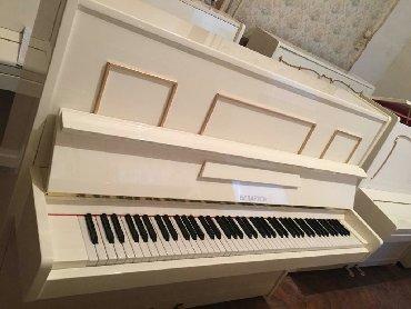 - Azərbaycan: Pianino БЕЛАРУСЬ Rusiya stehsalı. Cadırılma və köklənmə qiymətə