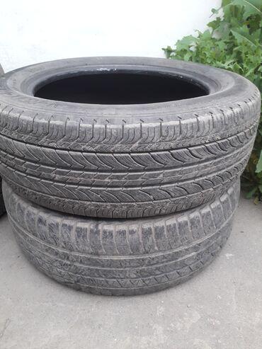 Продаю шины ранопарки размер 235/55 18