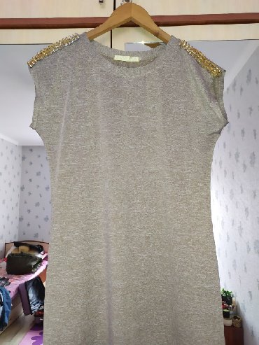 размер 44 48 в Кыргызстан: Платье женское на размер 44-48
