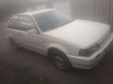 Mazda - Кыргызстан: Mazda 323 1.6 л. 1989