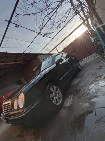 Mercedes-Benz E 430 4.3 л. 2001   460533 км