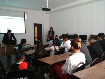 """Частная школа """"Билим Кенчи"""" в Бишкек"""
