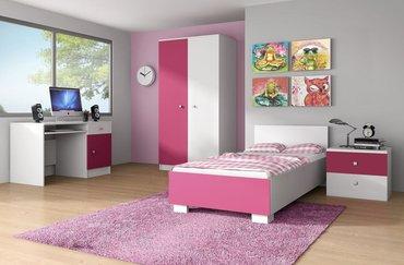 гарнитур для спальни в Азербайджан: Genc otag mebellerimiz her nov mebellerin sifarisi