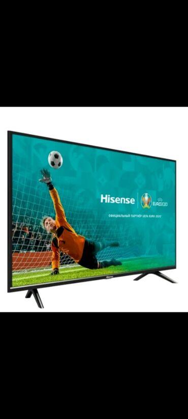 Продаю телевизор Hisense 32 диагональ, почти новый БЕЗ интернета