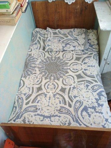 Детская кровать, 3 одеяла в Бишкек